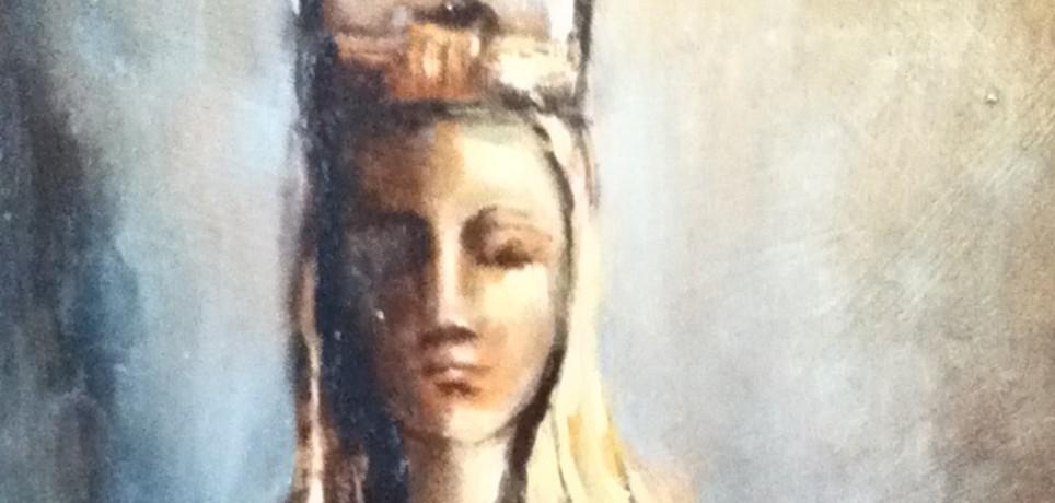 Our Lady of Broken Dreams | Sold