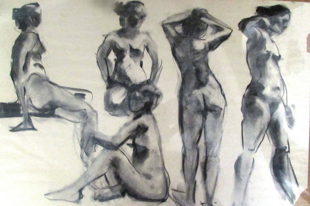 Figure Work - Open Studio